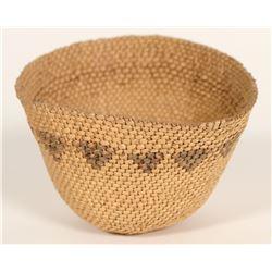 Vintage Basket (Paiute)  (90676)