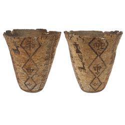 Conical Shaped Burden Basket   (87526)