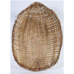 Large Winnowing Basket  (87550)