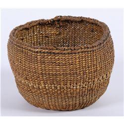 Modoc? Twined Utility Basket  (87523)