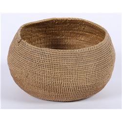 Paiute Utility Willow Basket  (87823)