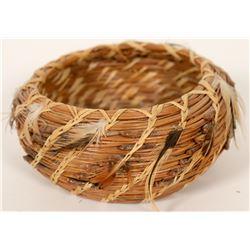 Pine Needle Basket  (85919)