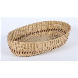 Washoe Oval Gap Stitch Basket  (85911)