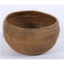 Washoe Wrapped Stitch Basket  (85949)