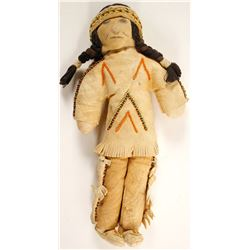 Native American Made Doll  (91165)