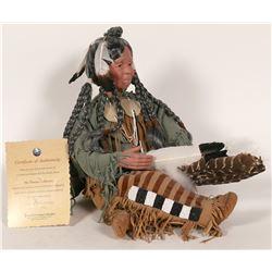 "Native American ""Elder"" Doll  (88554)"
