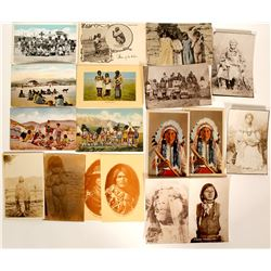 Apache Post Card Collection  (100527)
