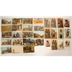 Hopi Tribe Postcards Collection  (91436)