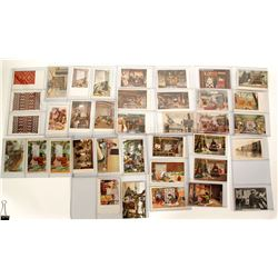 Navajo Blanket Postcard Collection  (91413)