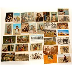 Navajo Post Card Collection  (100526)