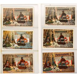 Postcards of Navajo Rug Weaving  (91411)