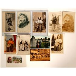 Seattle Washington Native American Postcards  (91442)