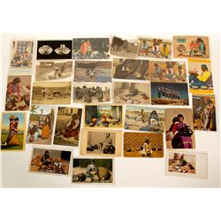 Native American Photos and Postcards of Pottery  (91429)