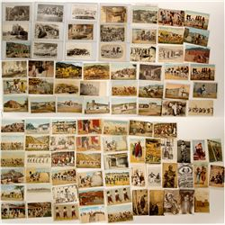 Pueblo Tribes on Postcards  (91437)