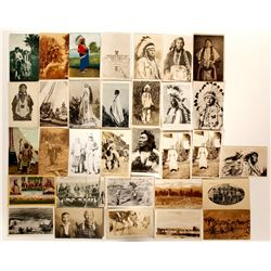Columbia River Indian Post Cards  (100521)