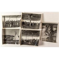 Native American Photos (5 count)  (50257)