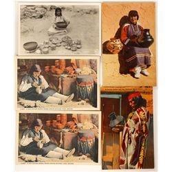 Native American Pot Makers, from the Southwest  (90709)