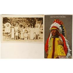 Sioux Postcards  (90715)