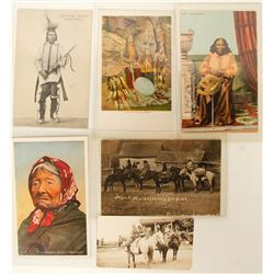 Indian Postcards (6) (90711)