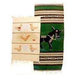 Native American Blankets (2)  (80874)