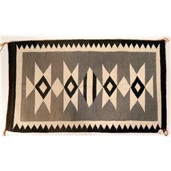 Wool Rug (Navajo)  (87876)