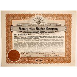 Rotary Gas Engine Company  (89674)