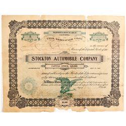 Stockton Automobile Co  (89726)