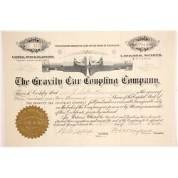 Gravity Car Coupling Company  (81878)