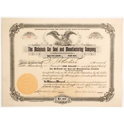 McIntosh Car Seal and Manufacturing Co  (83877)