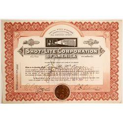 Shot-Lite Corporation of America  (89708)