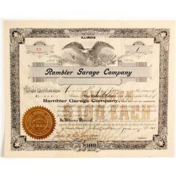 Rambler Garage Company  (89771)