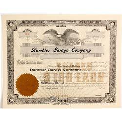 Rambler Garage Company  (89772)
