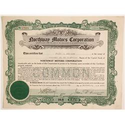 Northway Motors Corp  (89604)