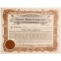 Owen Tire Company  (89728)