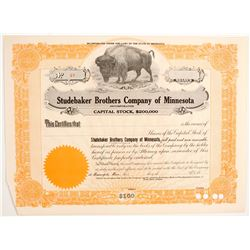 Studebaker Brothers Company of Minnesota  (89730)