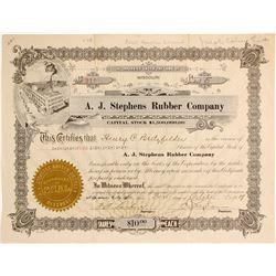 A.J. Stephens Rubber Company  (89601)