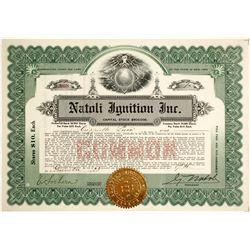 Natoli Ignition, Inc.  (89661)