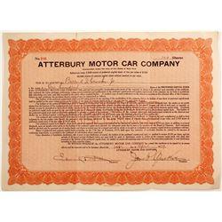 Atterbury Motor Car Company  (77219)