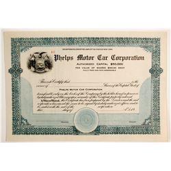 Phelps Motor Car Corp  (89753)