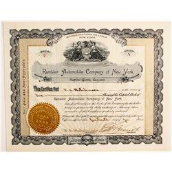 Rambler Automobile Company of NY  (89769)
