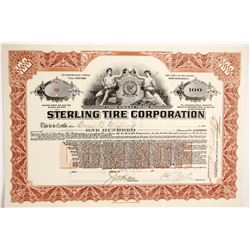 Sterling Tire Corp  (89721)
