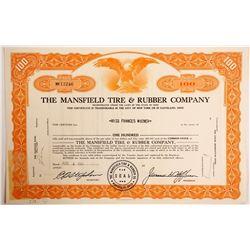 Mansfield Tire & Rubber Co  (88452)