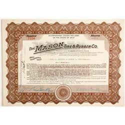 Mason Tire & Rubber Co  (83867)