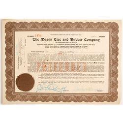 Mason Tire and Rubber Co  (88478)