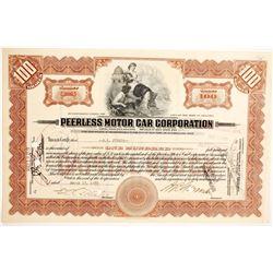 Peerless Motor Car Corporation  (89743)