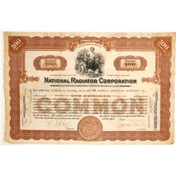 National Radiator Corp.  (89653)