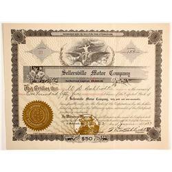 Sellersbille Motor Company  (89700)