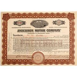 Anderson Motor Company  (77208)