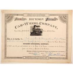 Dickson Car-Wheel Co.  (77247)