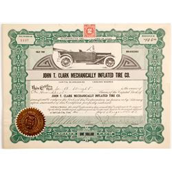 John T. Clark Mechanically Inflated Tire Co.  (88463)